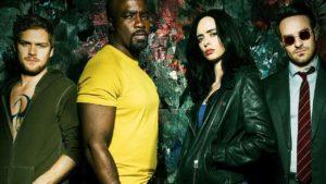 Marvel pondrá a subasta los trajes y accesorios de sus series canceladas de Netflix