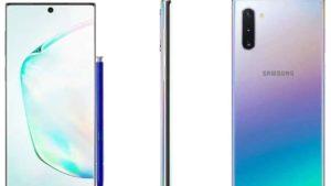 Filtraciones a saco: todo lo que ya se ha adelantado al anuncio del Samsung Galaxy Note 10
