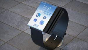 IBM lanza un reloj inteligente que se convierte en una tableta y teléfono
