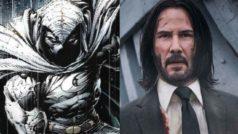 Los hermanos Russo aprueban la idea de ver a Keanu Reeves como Moon Knight