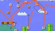 Mario Maker 2: Fan convierte el nivel 1-1 de Mario Bros. en una pesadilla infernal