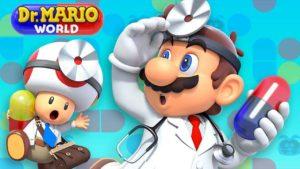 Se filtran los 11 próximos personajes que llegarán a Dr. Mario World