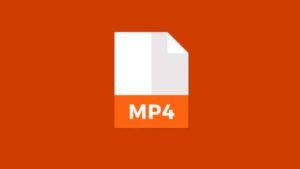 Cómo arreglar archivos MP4 que no se abren