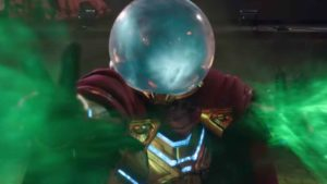Spider-Man Lejos de Casa:  Jake Gyllenhaal revela lo mucho que tarda en ponerse el traje de Mysterio