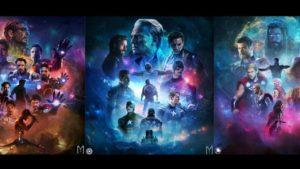 Estos posters épicos resumen la trayectoria de los tres grandes de Marvel: Iron Man, Capitán América y Thor