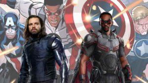 El Gobierno quiere controlar al Capitán América en la serie El Halcón y el Soldado de Invierno