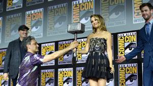 Thor 4: ¿Cómo será la Thor mujer de Natalie Portman?