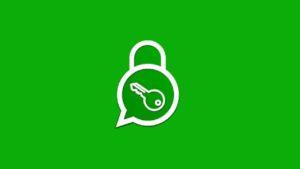 WhatsApp: cómo poner contraseña a tus chats