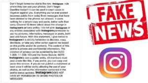 Instagram: no modificará su política de comportamiento