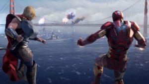 Nuevo gameplay de 19 minutos de Marvel's Avengers: Iron Man, Thor y el Capi en acción