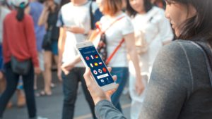 5 apps gratis para traducir con la cámara de tu móvil