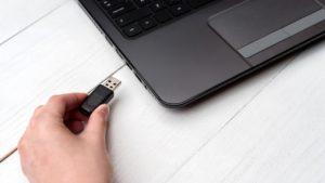 Cómo grabar una imagen ISO en un pendrive USB