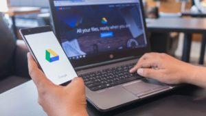 Google Drive: Cómo crear y descargar una copia de seguridad