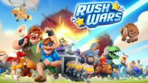 Cómo descargar Rush Wars, lo nuevo de los creadores de Clash Royale