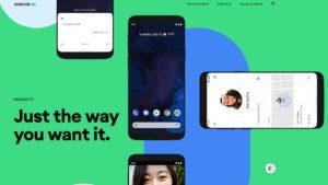 Android 10 Q ya está aquí. Te contamos todo lo que trae