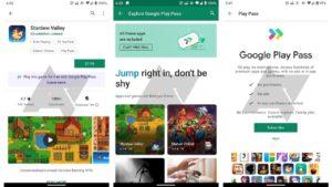 El servicio de apps y juegos Google Play Pass is coming