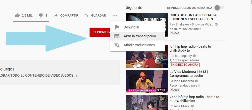 5 opciones de Youtube poco conocidas, pero muy útiles