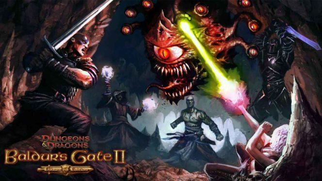 Análisis de Baldur's Gate + Baldur's Gate 2 Enhanced Editions: Los dos clásicos del rol se adaptan magistralmente a Nintendo Switch