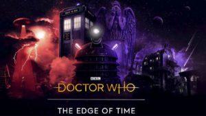 Análisis de Doctor Who The Edge of Time: El mejor videojuego basado en la Doctora más famosa a este lado del Espacio y el Tiempo