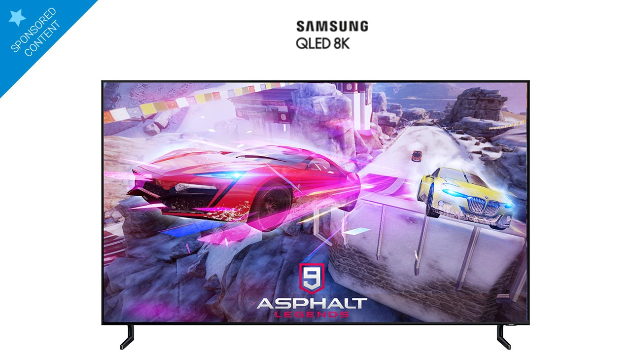 Samsung Smart TV: el televisor de los Gamers