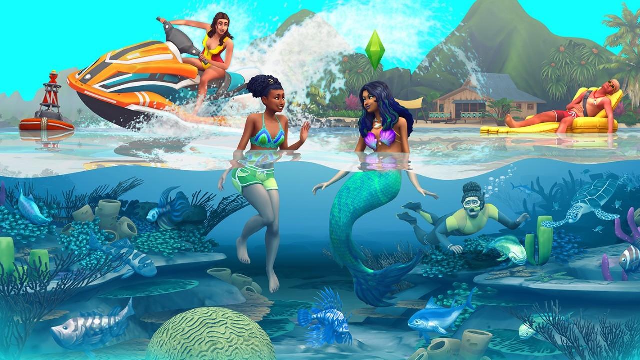 Por qué jugar a Los Sims 4