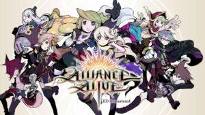 Análisis de The Alliance Alive HD Remastered: Una 2ª oportunidad de disfrutar de este fantástico y atípico JRPG