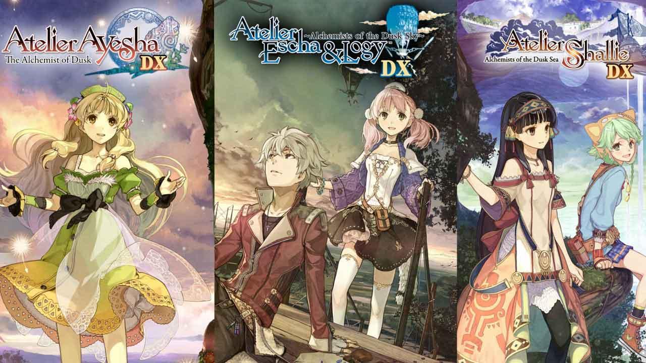 Análisis de Atelier Dusk Trilogy: La mejor trilogía Atelier se adapta a las consolas actuales