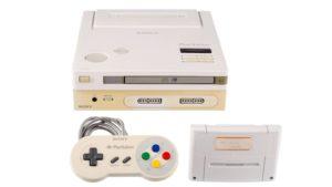 Se subasta la famosa Nintendo PlayStation: su precio supera los 30.000 dólares