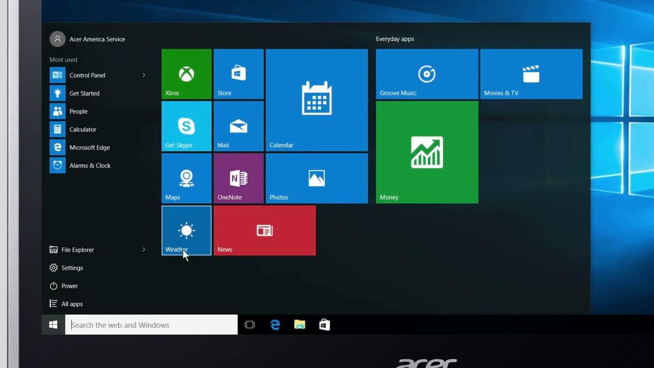 Windows 10 se despide de una de sus opciones más características
