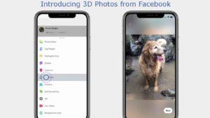La función de Fotos en 3D de Facebook ya está disponible para cualquier tipo de móvil