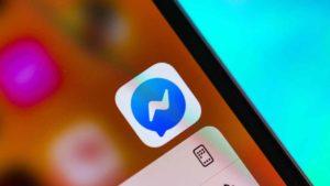 Facebook lanza un nuevo Messenger más rápido y de menor tamaño para iOS