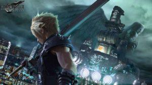 La demo de Final Fantasy VII Remake ya está disponible para los usuarios de PS4