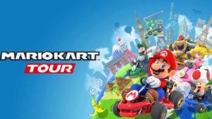 El Multijugador de Mario Kart Tour llegará el próximo 8 de marzo