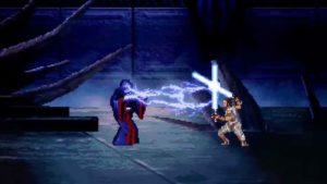 La batalla final de Star Wars 9 es mil veces mejor en esta recreación con gráficos 16 Bit