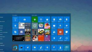 Así es cómo se verá el nuevo Menú de Inicio de Windows 10