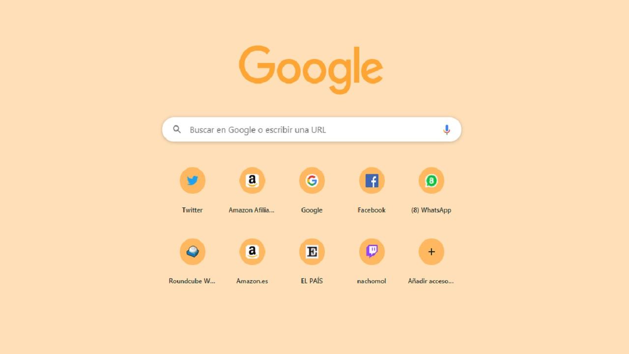 Cómo crear tu propio tema en Google Chrome