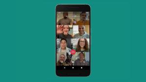 WhatsApp ya permite videollamadas de 8 personas: así se activan