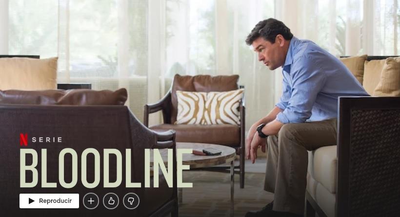 Bloodline en Netflix