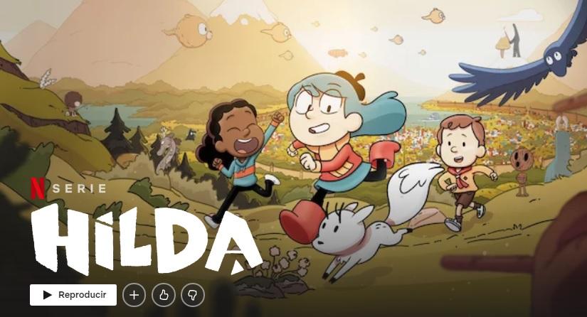 Hilda en Netflix