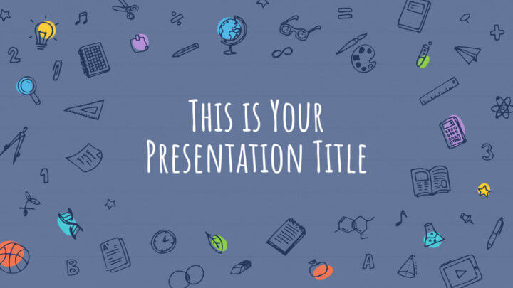 Plantilla Knight para PowerPoint