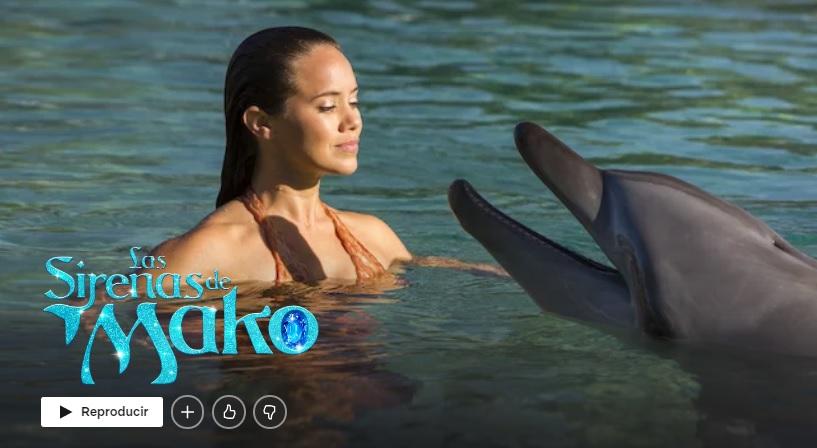 Las Sirenas de Mako en Netflix