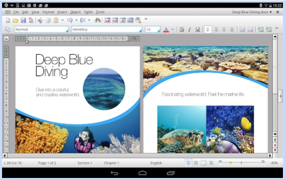 Office HD para Android