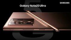Samsung Note20 Ultra 5G, trabajo y diversión en un solo dispositivo