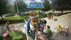 Guía básica de Minecraft Earth