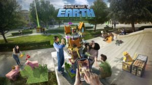 Guía básica de Minecraft Earth