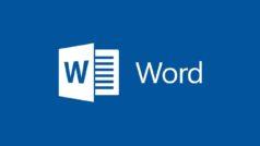 Cómo insertar imágenes en Word