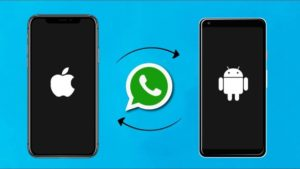 WhatsApp estudia el intercambio de chats entre Android e iOS