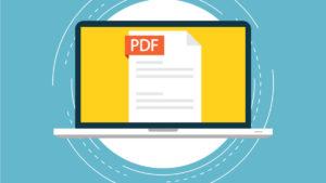 Cómo subrayar un PDF en Adobe Reader