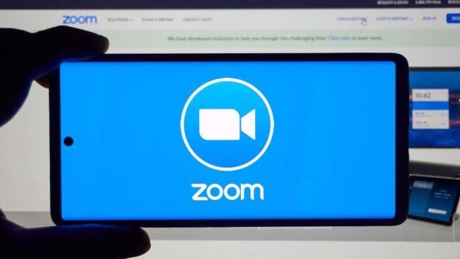 Cómo activar audio en Zoom