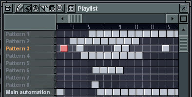 Edit tracks with FL Studio